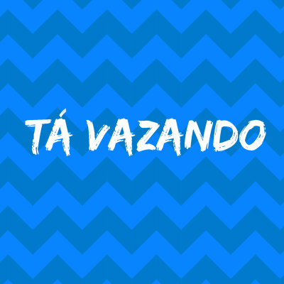 T� Vazando - 20/09/2016