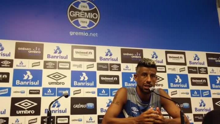 Léo Moura comenta o estilo do Campeonato Gaúcho
