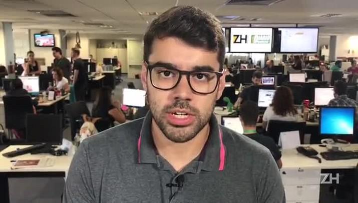 Diori Vasconcelos comenta a arbitragem de Veranópolis x Grêmio