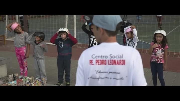 Projeto social Jam Skatinga promove a inclusão pelo esporte