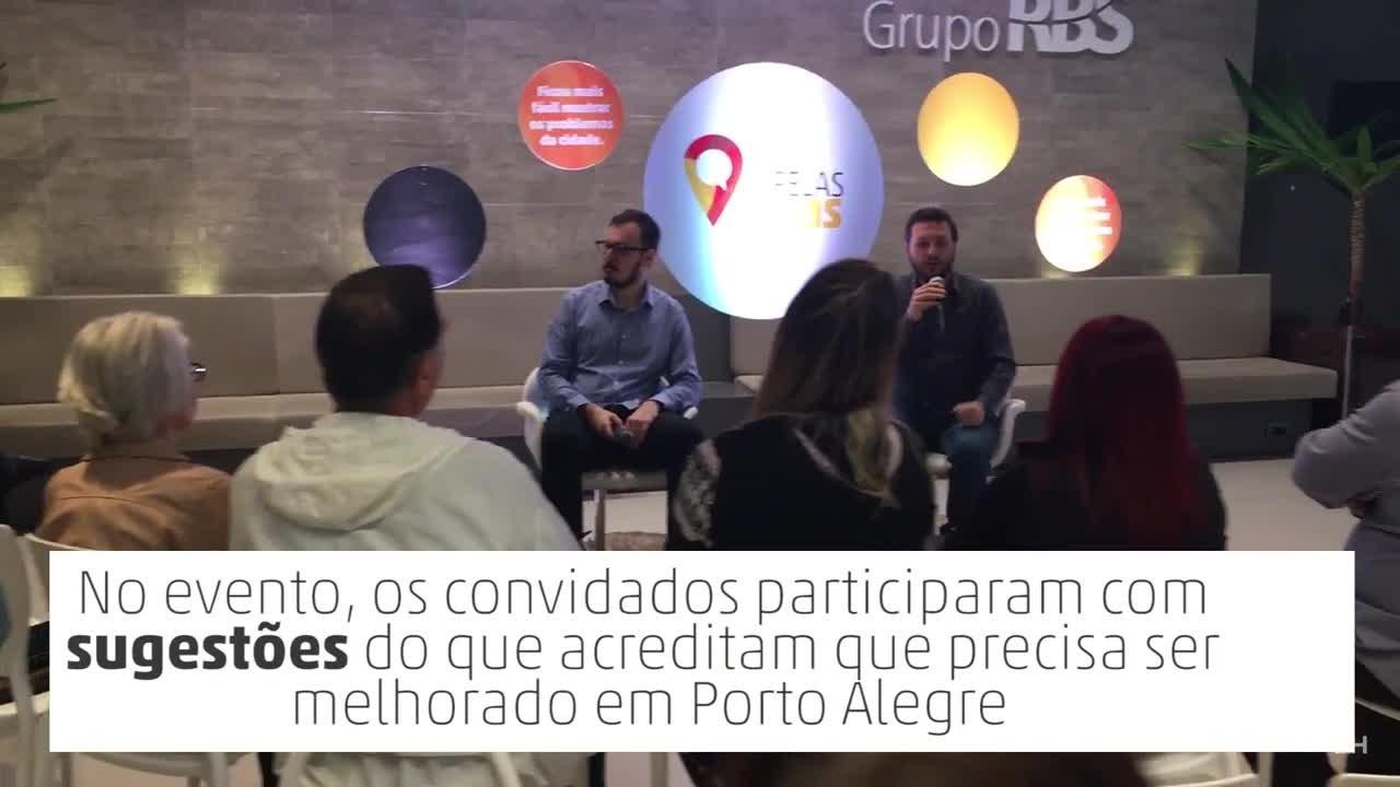 4 meses de Pelas Ruas: o que ainda precisa melhorar em Porto Alegre?