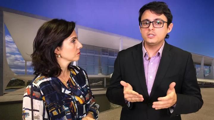 Carolina Bahia e Matheus Schuch sobre o novo áudio da JBS