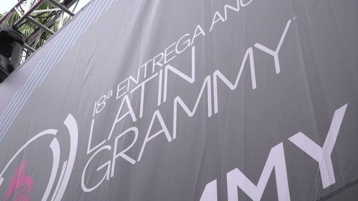 'Despacito' arrasa no Grammy Latino