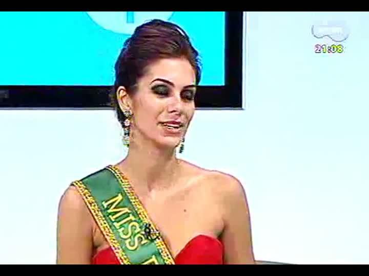 TVCOM Tudo Mais - Miss Brasil