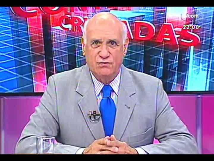 Conversas Cruzadas - Congresso Nacional: expectativas sobre esperadas mudanças são postas em dúvida - Bloco 1 - 18/01/2013