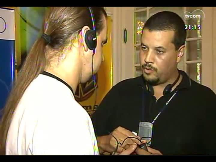 TVCOM Tudo Mais - Tangos e Tragédias com audiodescrição