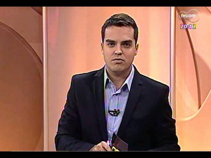 TVCOM 20 Horas - Obras de Porto Alegre - Bloco 2 - 13/02/2013