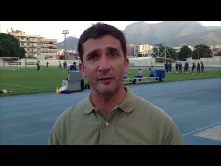 Jogo Rápido: Grêmio treina no Rio de Janeiro para o jogo contra o Fluminense