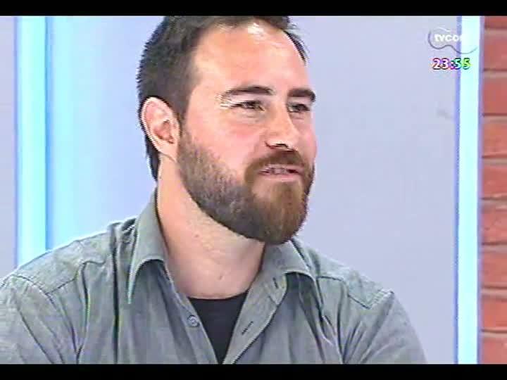 Mãos e Mentes - Sócio-diretor da Lagom Cervejaria, Maurício Chaulet - Bloco 3 - 25/02/2013