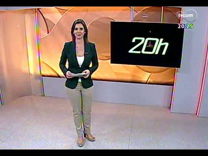 TVCOM 20 Horas - Falhas no projeto e execução do conduto Álvaro Chaves - Bloco 3 - 03/04/2013
