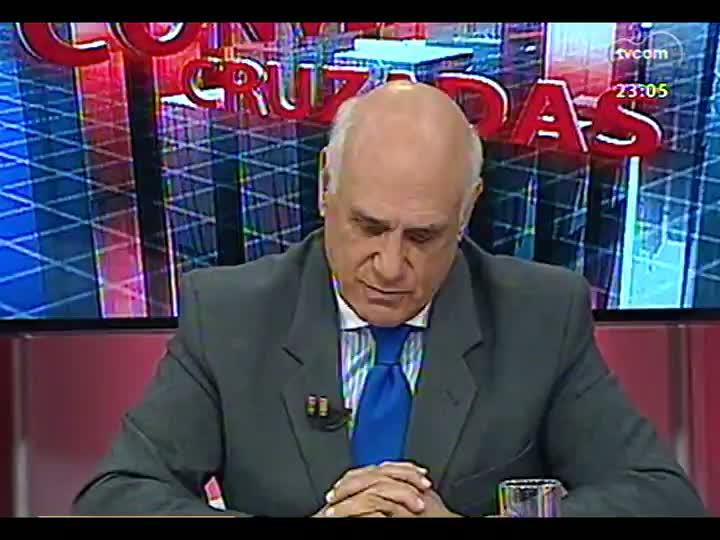Conversas Cruzadas - As circunstâncias dos crimes e o perfil do assassino confesso dos seis taxistas - Bloco 4 - 15/04/2013