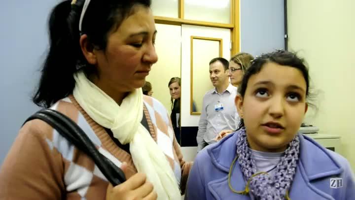 Menina de nove anos relata acidente que feriu 27 crianças em Canoas