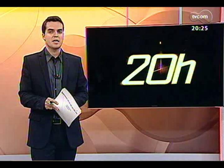 TVCOM 20 Horas - Confira as últimas informações sobre a CPI da Telefonia - Bloco 3 - 20/05/2013
