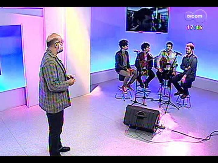 Programa do Roger - Confira a entrevista com a banda Selton - bloco 1 - 27/05/2013