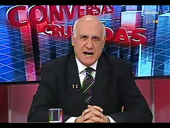 Conversas Cruzadas - Centrais sindicais debatem as reivindicações da greve geral - Bloco 1 - 11/07/2013