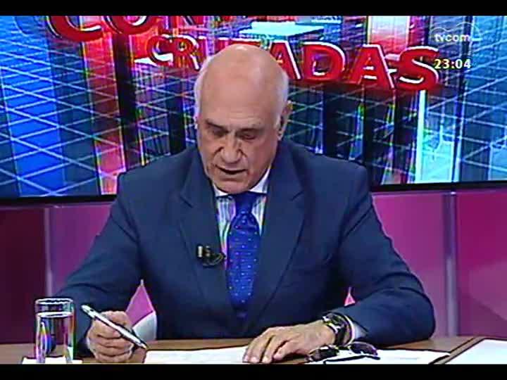 Conversas Cruzadas - O impasse para a desocupação da Câmara de Porto Alegre - Bloco 4 - 15/07/2013