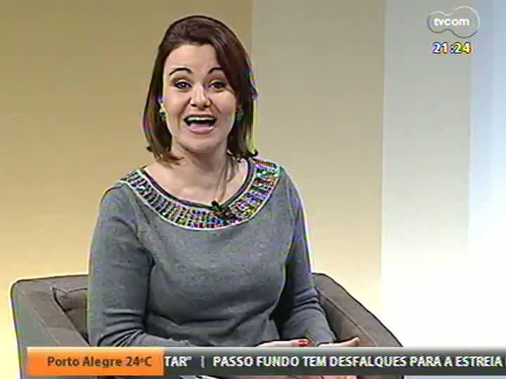 TVCOM Tudo Mais - Educar: conversa com jovens que participaram da JMJ, no Rio de Janeiro
