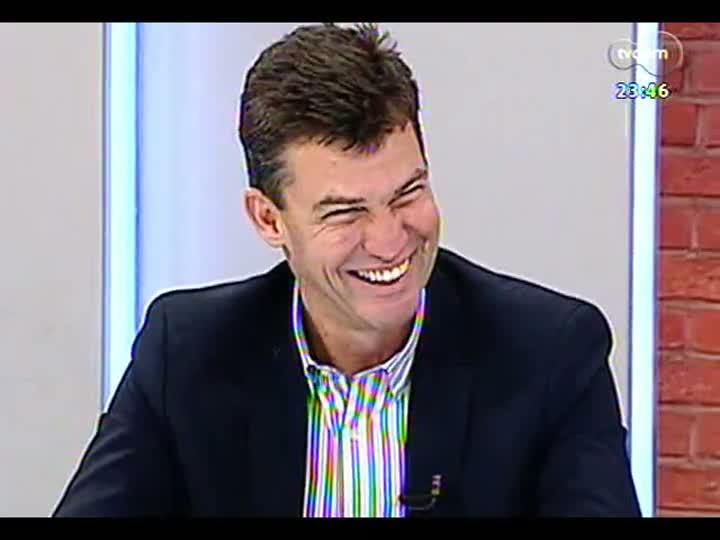 Mãos e Mentes - Empresário Eduardo Bier - Bloco 2 - 12/08/2013