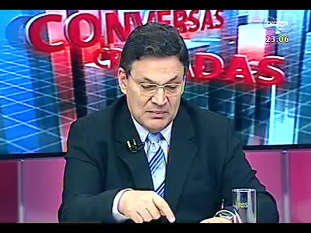 Conversas Cruzadas - Debate sobre a proposta da redução da maioridade penal no Brasil - Bloco 4 - 10/09/2013
