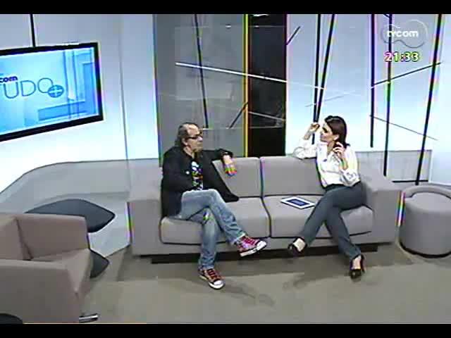 TVCOM Tudo Mais - Bate-papo sobre o lançamento oficial da Feira do Livro de Porto Alegre 2013