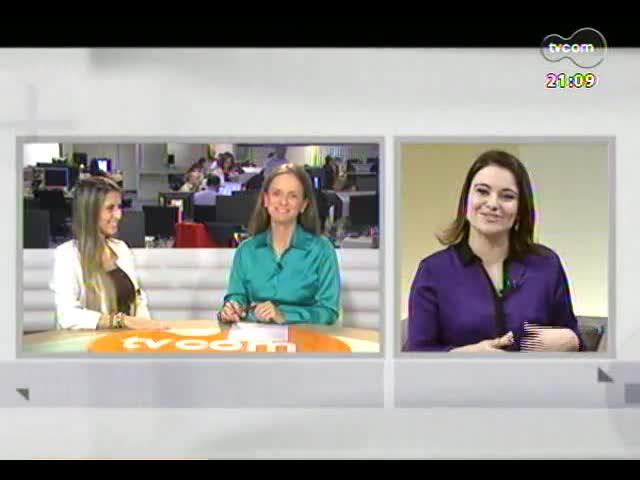TVCOM Tudo Mais - A coluna de Aline Mendes alerta para os riscos das dietas da moda