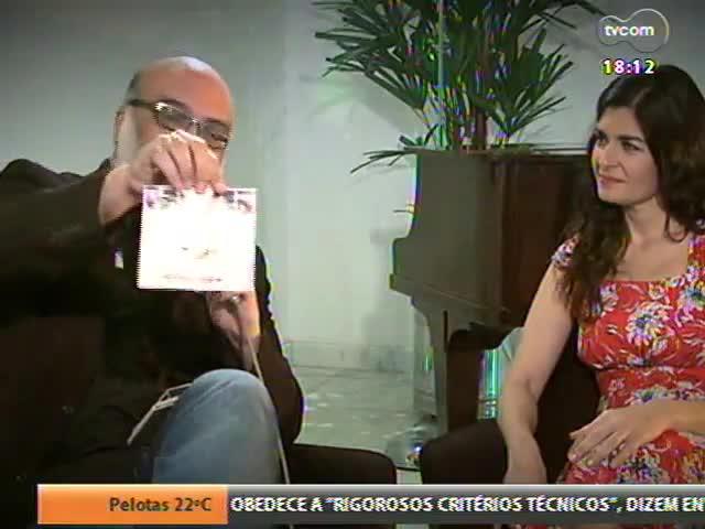 Programa do Roger - Entrevista com a cantora e atriz argentina Soledad Villamil - blobo 3 - 13/11/2013