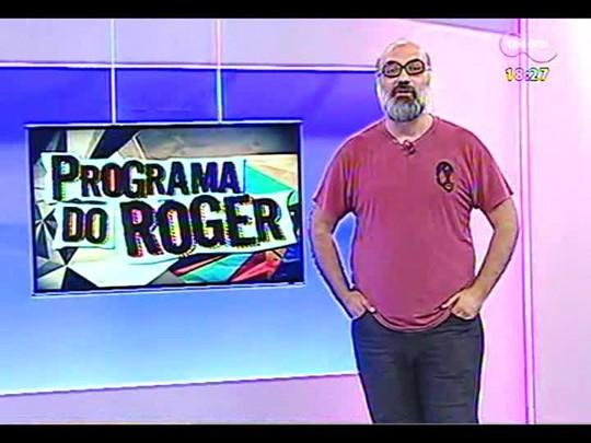Programa do Roger - Informações sobre o show de Milton Nascimento - Bloco 4 - 13/12/2013