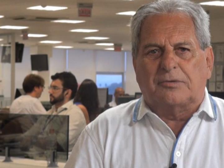 Dáli, Miguel - Pior jogador do campeonato e maior lambança da arbitragem