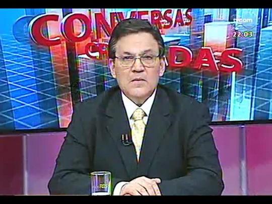 Conversas Cruzadas - Debate sobre as declarações polêmicas dos deputados gaúchos sobre índios, quilombolas e homossexuais - Bloco 1 - 13/02/2014