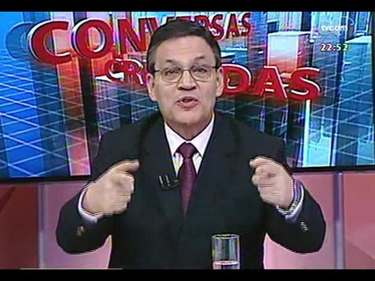 Conversas Cruzadas - Como está a saúde pública na capital? - Bloco 4 - 19/02/2014