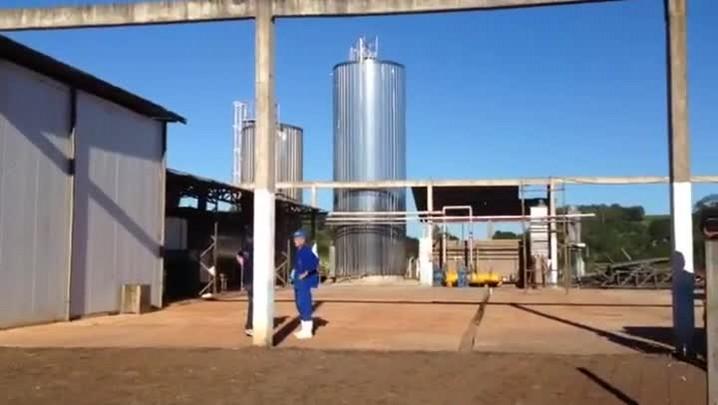 Operação Leite Compen$ado 4: descoberta nova distribuição de leite adulterado com formol no RS. 14/03/2014