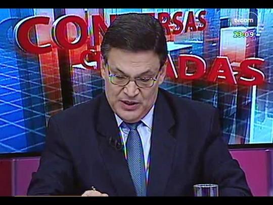 Conversas Cruzadas - Debate sobre o uso e necessidade de ciclovias em POA - Bloco 4 - 15/04/2014