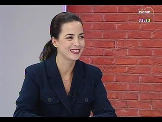 Mãos e Mentes - Diretora da Estrela Franquias e empresária Fabiana Estrela - Bloco 2 - 28/04/2014