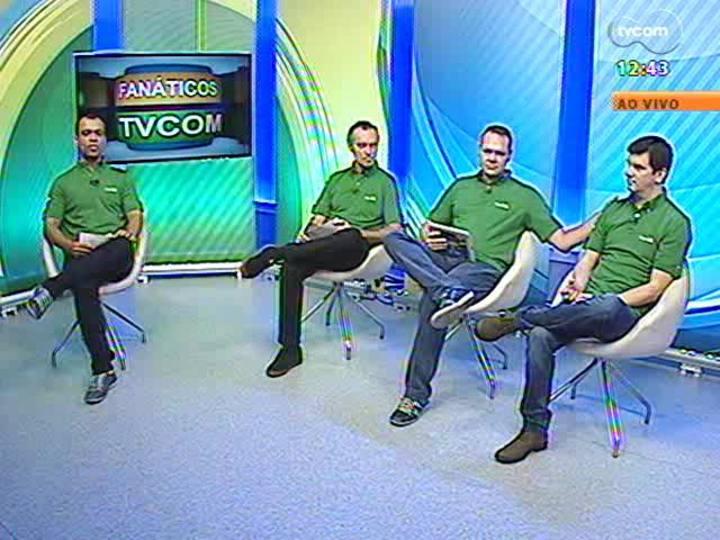 Fanáticos TVCOM - Balanço dos convocados para a Copa 2014 - Bloco 2 - 07/05/2014