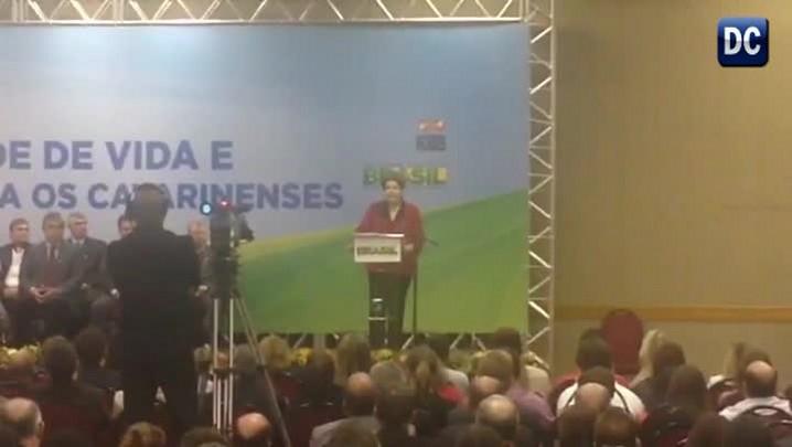 Dilma Roussef aprova investimento de R$ 412 milhões para mobilidade urbana em Florianópolis
