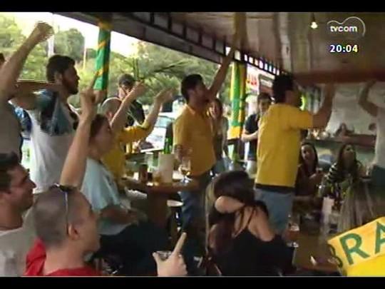 TVCOM 20 Horas - Como o RS acompanhou a estreia da Seleção Brasileira no Mundial - Bloco 1 - 12/06/2014