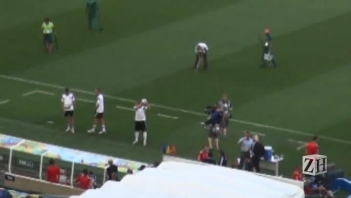 Eduardo Gabardo e Leonardo Oliveira comentam o primeiro jogo pelas quartas de finais da copa do mundo 2014