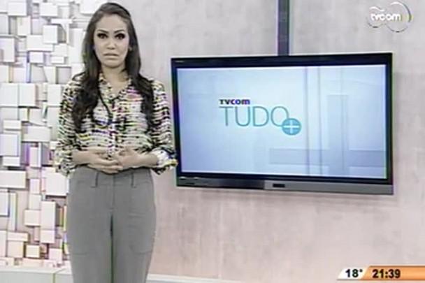 TVCOM Tudo + - Mostra Casa e Cia - 4º Bloco - 03/10/14