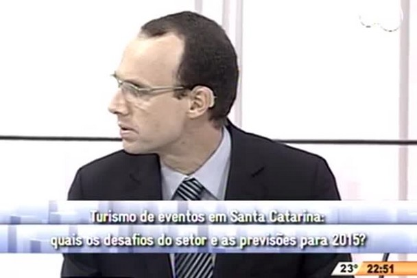 Conversas Cruzadas - Desafios para o Setor Turístico no Estado - 4ºBloco - 19.11.14
