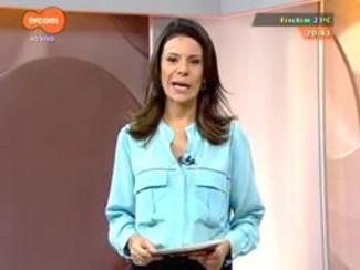 TVCOM 20 Horas - Prefeitura revoga termo que desobrigava OAS de obras no entorno da Arena - 21/11/2014