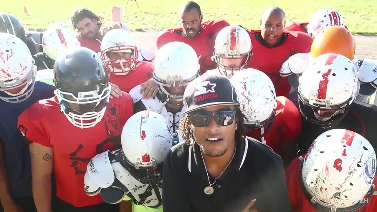 RedSkulls: o futebol americano na Restinga