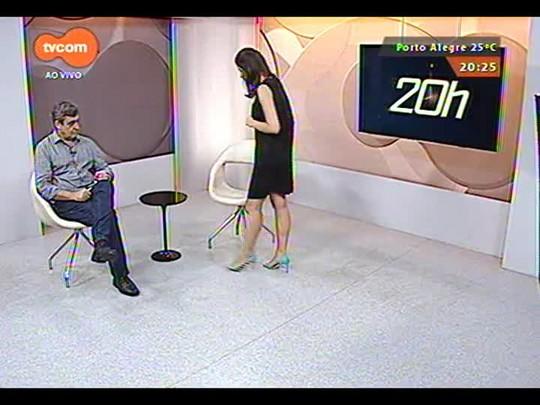 TVCOM 20 Horas - Vice-Prefeito de POA Sebastião Melo faz balanço do ano de 2014 - 26/12/2014
