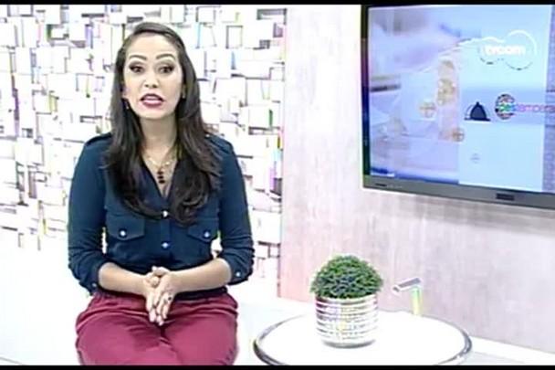 TVCOM Tudo+ - Receita com Pinhão - 29.04.15
