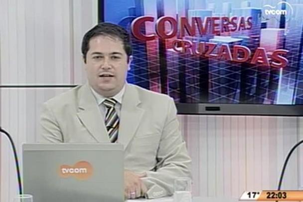 Conversas Cruzadas - Corrupção na FIFA - 1º Bloco - 01.06.15