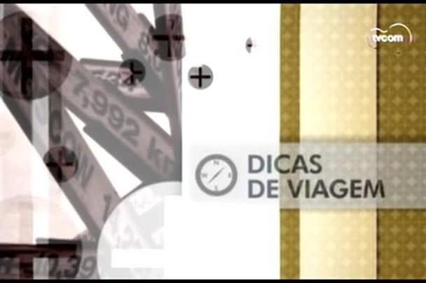 TVCOM Tudo+ - Destinos românticos para o Dia dos Namorados - 10.06.15