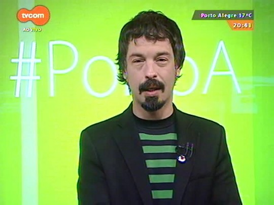 #PortoA - \'Guia de Sobrevivência Gastronômica de Porto Alegre\' confere a madrugada do Alfredo