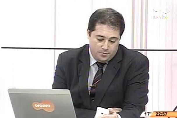 Conversas Cruzadas - Autonomia da Perícia Oficial Criminal no Brasil - 4º Bloco - 23.07.15
