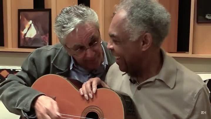 Gilberto Gil e Caetano Veloso: o yin e o yang da MPB
