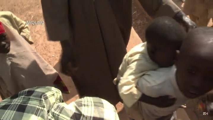 Um ano sem pólio na África