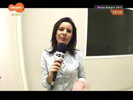TVCOM 20 Horas - Conheça o trabalho da Fundação Estadual de Produção e Pesquisa em Saúde - 13/08/2015